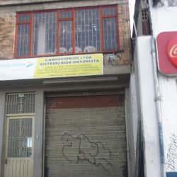 Cardovidrios LTDA en Bogotá