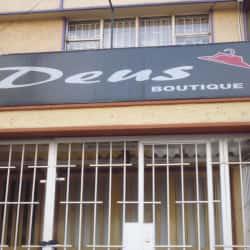 Deus Boutique en Bogotá