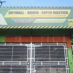 Distribuidor Autorizado Mayorista Yesos y Driwall de Colombia en Bogotá