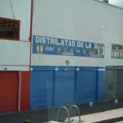 Distrilatas de la 30 en Bogotá