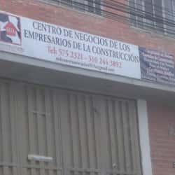 Centro de Negocios de los Empresarios de la Construccion en Bogotá
