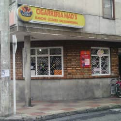 Cigarreria Mao's en Bogotá