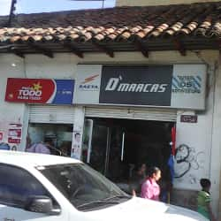 D'Marcas en Bogotá