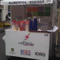 Alimentos - Bebidas N° 272 en Bogotá