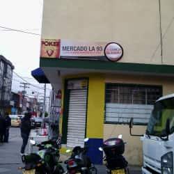 Tienda Minimercado La 93  en Bogotá