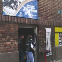 Montallantas y Cambio de Aceite Juan B. Molina en Bogotá