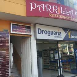 Parrilla Fusion Café Restaurante en Bogotá