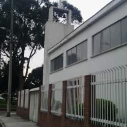 Parroquia de San Jorge en Bogotá