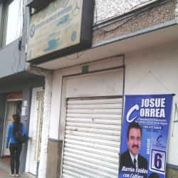 Parte Stop en Bogotá