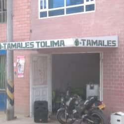 Tamales Tolima en Bogotá
