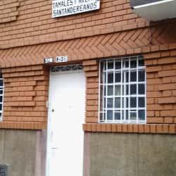 Tamales y Arepas Santandereanos  en Bogotá