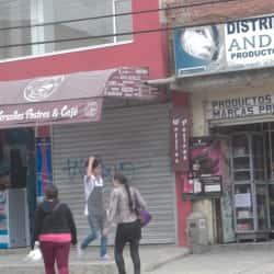 Versalles Postres Y Cafe en Bogotá