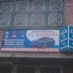 Servicio Electrico y Mecanica Automotriz El Gordo en Bogotá