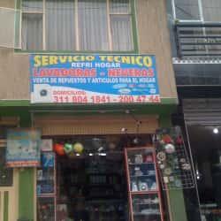 Servicio Técnico Refri-Hogar en Bogotá