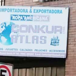 Conkur Atlas - Estación Central en Santiago
