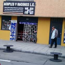 ACOPLES Y RACORES L.C. en Bogotá