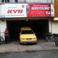 Amortiguadores Servitecnic en Bogotá
