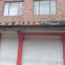 Alex´s Pizza en Bogotá