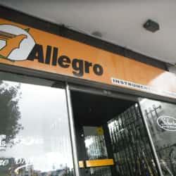Allegro Instrumentos Musicales en Bogotá