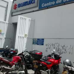 Belmotos en Bogotá