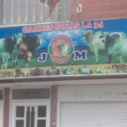 Carnes Finas la 34 en Bogotá