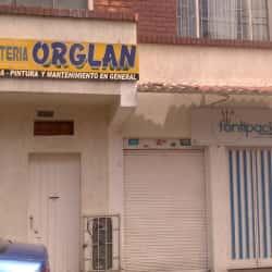 Bicicleteria Orglan en Bogotá