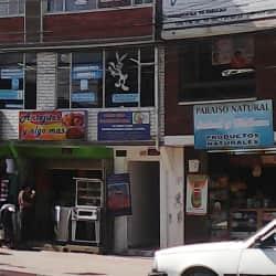 Antojitos y Algo Mas en Bogotá