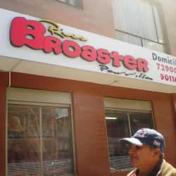 Broaster Parrilla en Bogotá