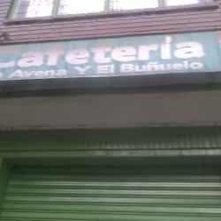 Cafeteria La Avena y El Buñuelo en Bogotá