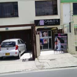 Camilo's Peluqueria en Bogotá