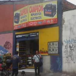 Campeon Repuestos Electricos en Bogotá