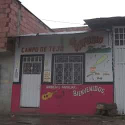 Campo De Tejo El Refujio en Bogotá