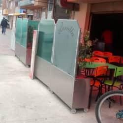 Carrilla en Bogotá