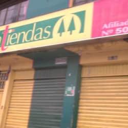 Cooratiendas Carrera 17A en Bogotá