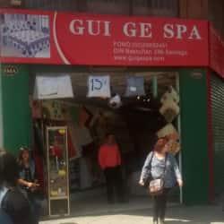 Comercial Gui Ge Spa en Santiago