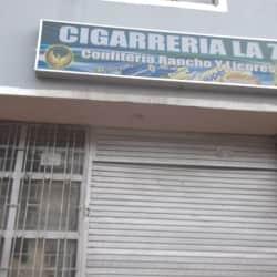 Cigarreria La 77 en Bogotá