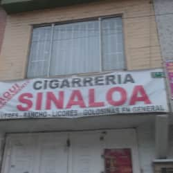 Cigarreria Sinaloa en Bogotá