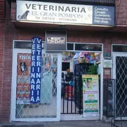 Veterinaria El Gran Pompon en Bogotá