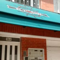 El Timonel en Bogotá