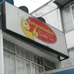 Empanadas donde Tavo en Bogotá