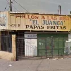 El Juanca Pollo a las Brasas en Santiago