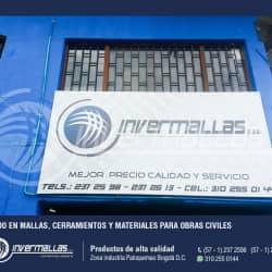 COMERCIALIZADORA INVERMALLAS S.A.S en Bogotá