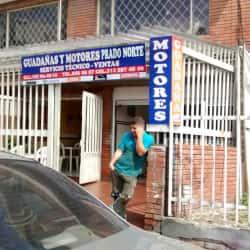 Guadañas y Motores Prado Norte en Bogotá
