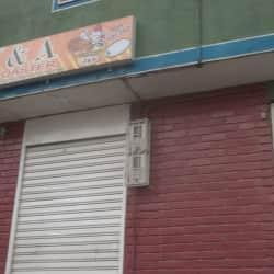 J & A Broaster en Bogotá