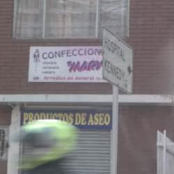 Confecciones Mary Carrera 79A en Bogotá