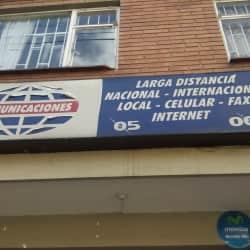 Comunicaciones  en Bogotá