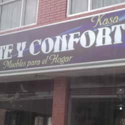 Kasa Arte Y Confort en Bogotá