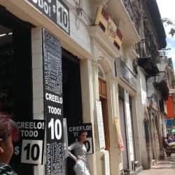 Creelo Todo a $10 en Bogotá