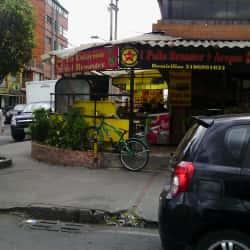 La Estacion del broaster Punto 137  en Bogotá