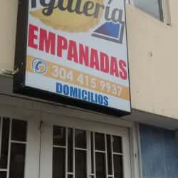 La Galeria Empanadas en Bogotá